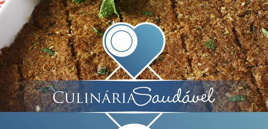 Quibe de Quinoa e Brócolis