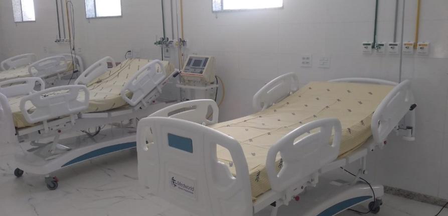 Redirecionamento de leitos clínicos da ala covid poderá beneficiar pacientes cirúrgicos