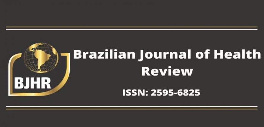 Equipe do HNSC publica artigo na revista Brazilian Journal of Health Review