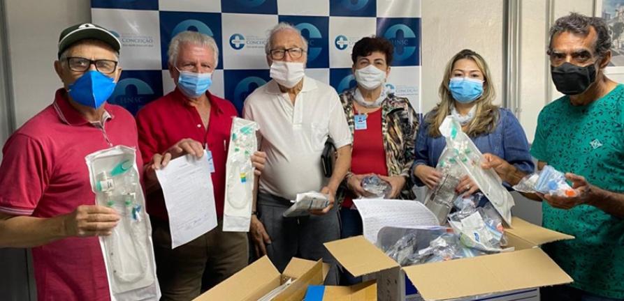 Rotary Club faz doações expressivas