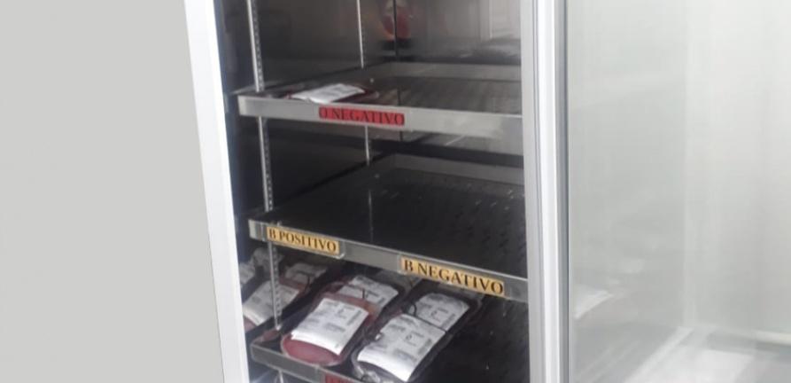 Alerta Vermelho: Banco de Sangue do HNSC precisa de você!