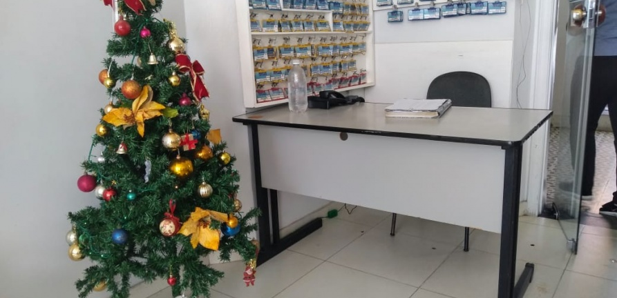 HNSC renova mobiliário dos setores administrativo e hospitalar