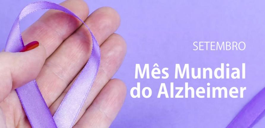 Setembro: mês mundial do Alzheimer